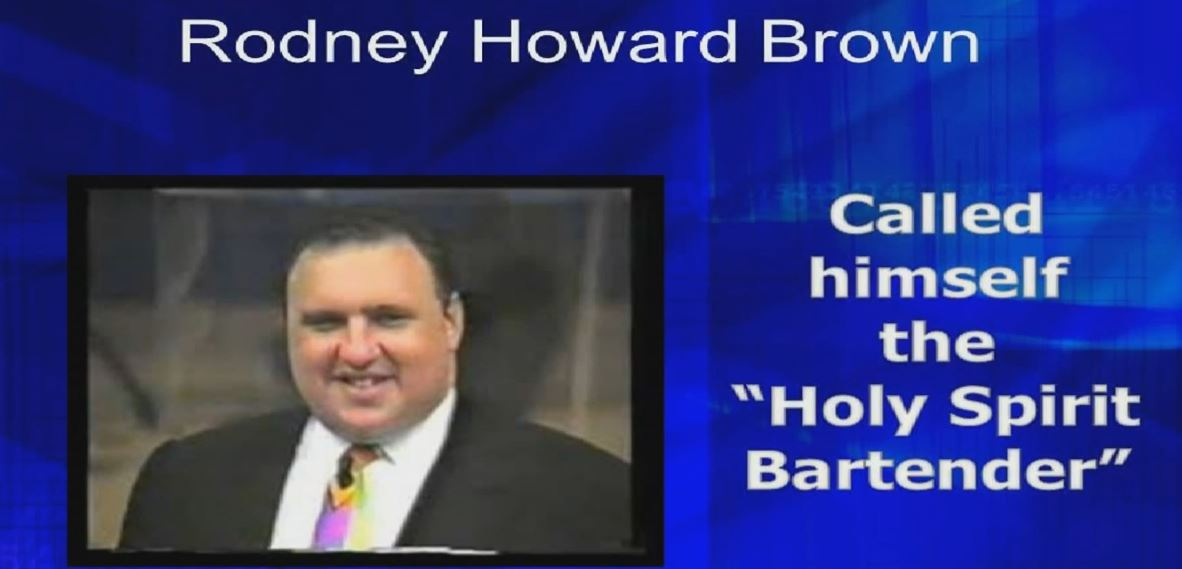 25 rodney howard brown