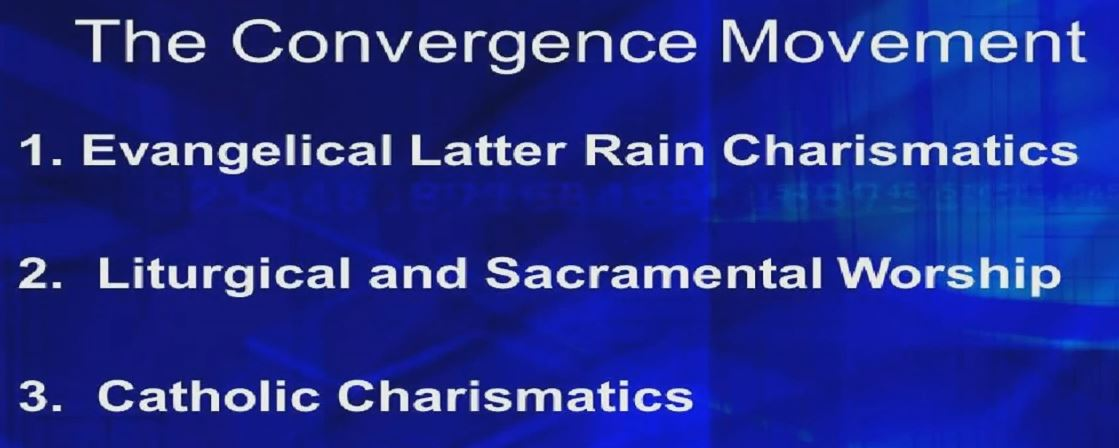 37 convergeence movement